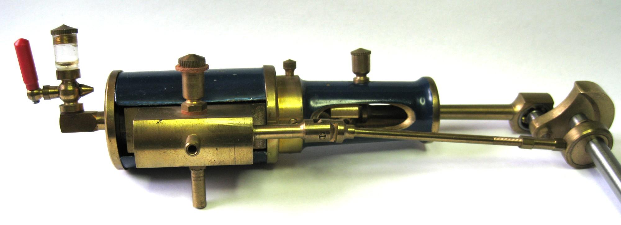 Dampfantrieb